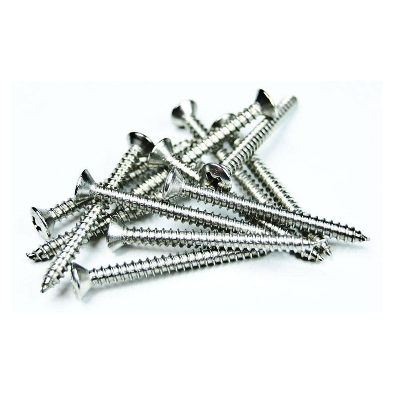 Stainless Back Panel Screws for Closed Back Cabinets