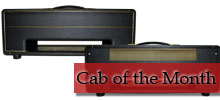 May Cab of the Month
