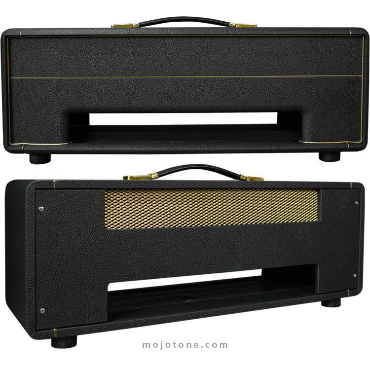 British Style Small Box Guitar Amplifier Head Cabineton Humbucker Pickup Dimensions