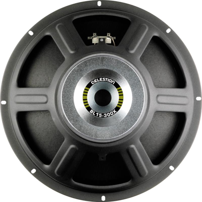 Celestion BL15-300X Bass Speaker 4 Ohm