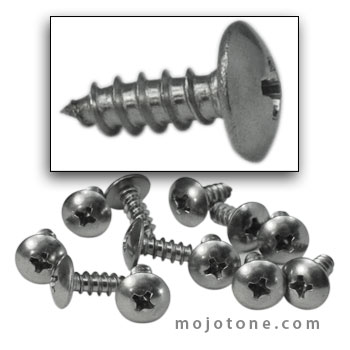 Stainless Truss Head Cabinet Corner Screws