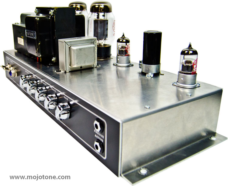 Bass Guitar Amp Kit : mojotone 50 watt bass amp head kit ~ Russianpoet.info Haus und Dekorationen