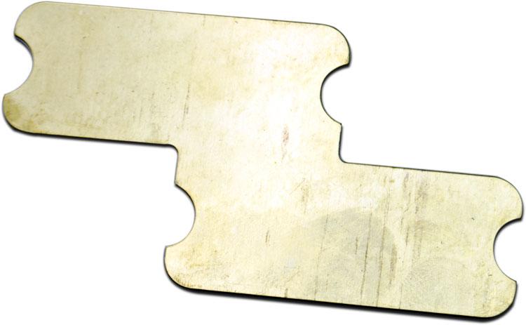 Fender \'57 P-Bass Guitar Pickup Shield Ground Plate