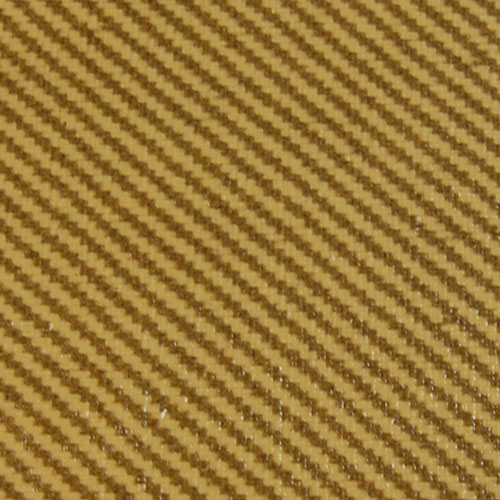 Tweed Pattern Lite Brown Striped Tolex  / 54'' W