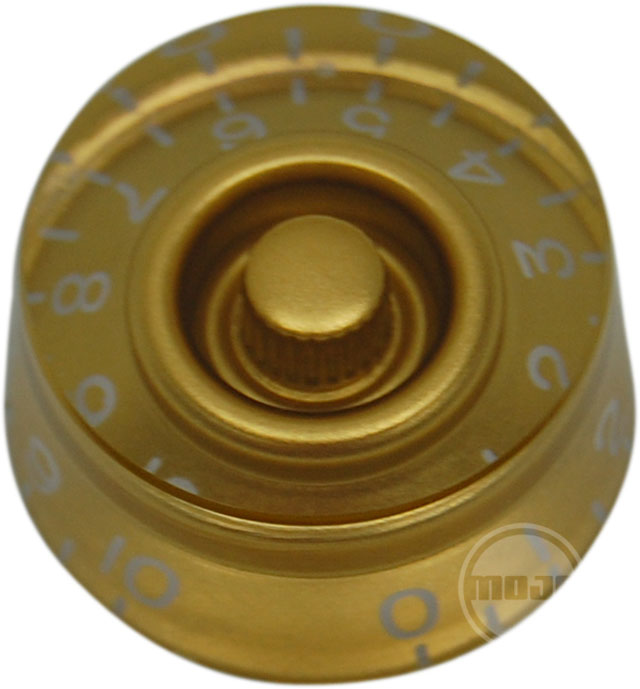 Speed Knob (Gold)