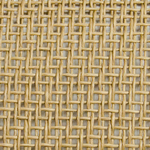 British Style Small Weave Cane Grill Cloth 32
