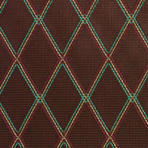 British Brown Diamond Grill Cloth 30