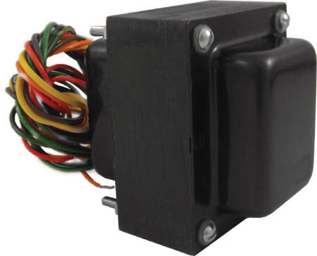 Tweed Deluxe 5E3 Power Transformer *HV lowered to 330V