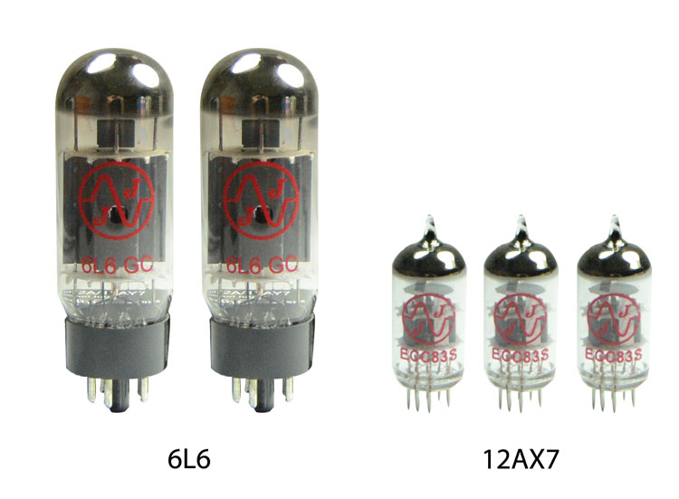 Fender® Hot Rod Deluxe Vacuum Tube Kit
