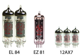 Marshall® 18 Watt Vacuum Tube Kit
