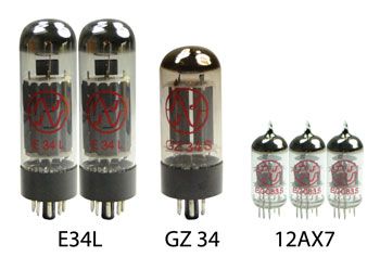 Marshall® JTM45 Vacuum Tube Kit