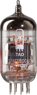 Tube Amp Doctor (TAD) 12AT7 / ECC81 Vacuum Tube