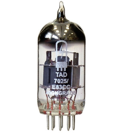 Tube Amp Doctor (TAD) 7025 / E83CC Highgrade (E83CC Highgrade) Cz Vacuum Tube