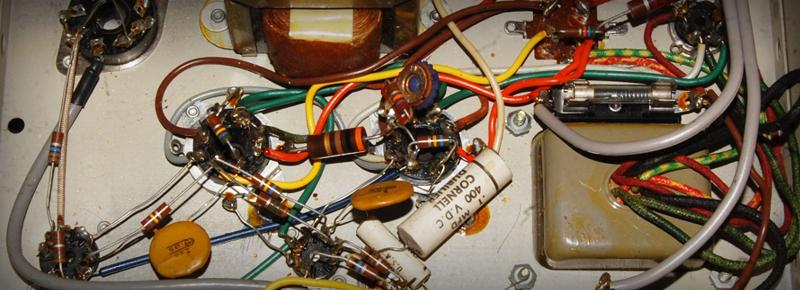 What Is Point To Point Wiring In An Amp @ 5 ...