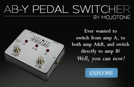 5 Channel Amp Wiring Diagram | Mojotone Kits For Amplifiers And Guitars